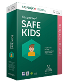 آنتی ویروس کسپرسکی Safe Kids - Kaspersky Safe Kids Middle East Edition