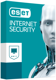نسخه خانگی Internet Security  3 years