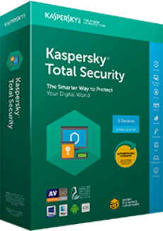 آنتی ویروس کسپرسکی Total Security - Kaspersky Total Security Multi Device Middle East Edition