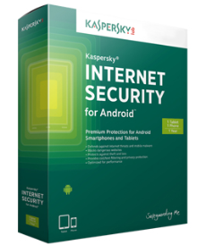 آنتی ویروس کسپرسکی Internet Security برای اندروید - Kaspersky Internet Security for Android Middle East Edition