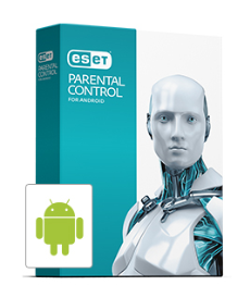نسخه parental control اندروید آنتی ویروس 3 ساله  - ESET Parental Control for Android, 3YR